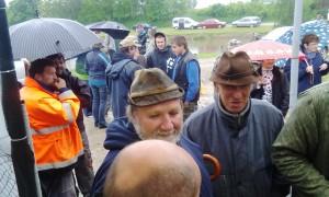 Rybářské závody pro dospělé (23. 5. 2015)